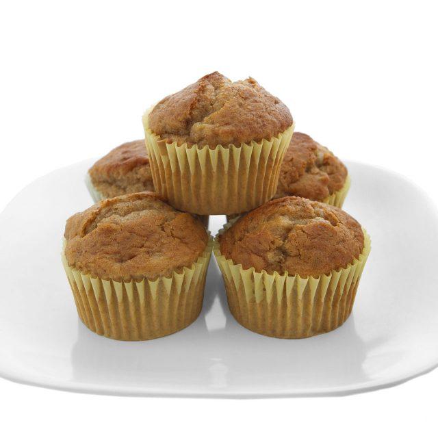 Muffins af kokosmel