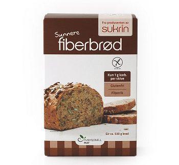 Fiber-brød
