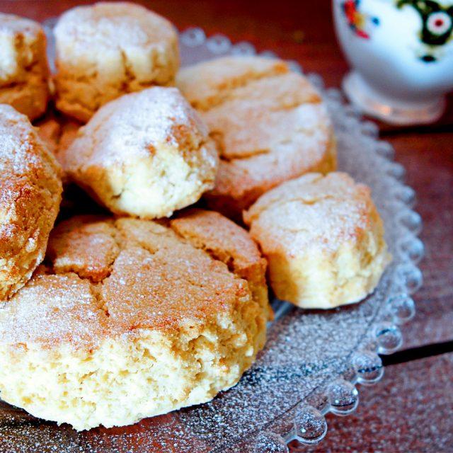 Scones with Almond Flour