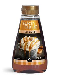 Sirope de Caramelo Sukrin